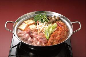 キムチ鍋イメージ